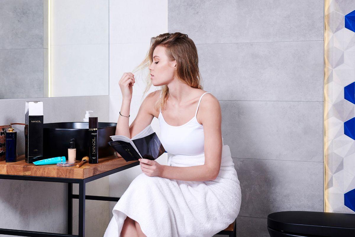 Nanoil - per la struttura dei tuoi capelli