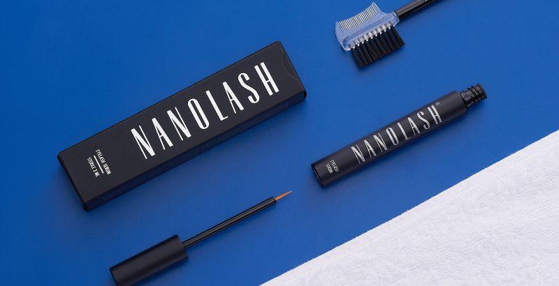 ciglia più lunghe con nanolash