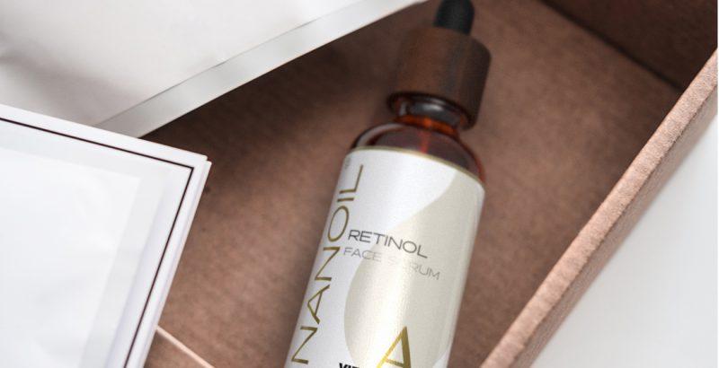 siero viso al retinolo raccomandato Nanoil